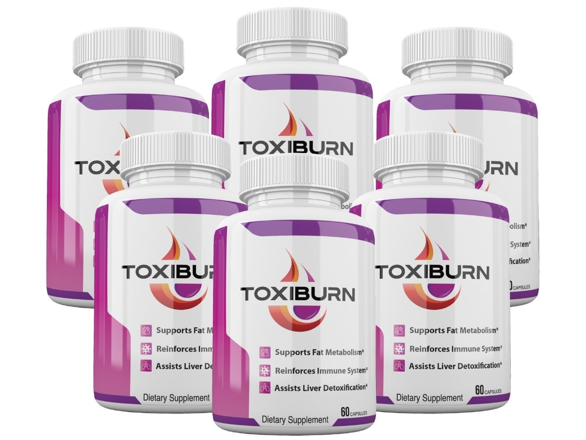 What is Toxi Burn Supplement?